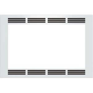 "Bosch30"" Built-in Trim Kit for Convection Microwave HMT8020 - White"