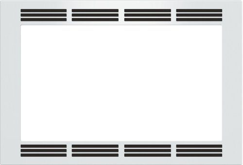 """30"""" Built-in Trim Kit for Convection Microwave HMT8020 - White"""