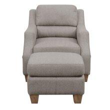 Accent Chair & Ottoman
