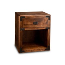 Saratoga 1 Drawer Nightstand