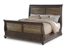 Bordeaux Queen Panel Bed