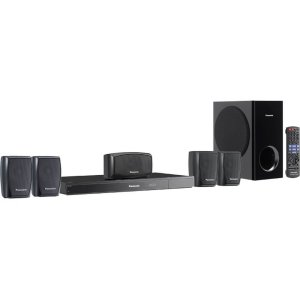 PanasonicSC-XH150 Home Theater System with DVD Player