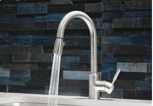 Blanco Sonoma With Pull-down Spray - Stainless Finish