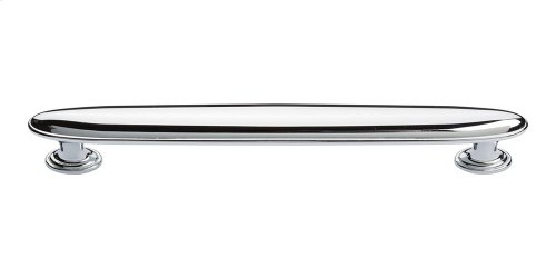 Austen Oval Pull 6 5/16 Inch (c-c) - Polished Chrome