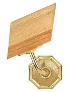 Handrail Bracket w/Small Bamboo Rose Product Image