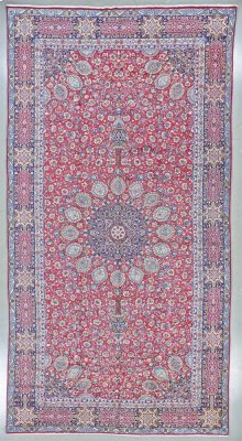 "PERSIAN 000030407 IN RED NAVY 10'-8"" x 20'-5"""