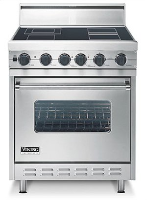 "Burgundy 30"" Electric Range - VESC (30"" wide range with single oven)"