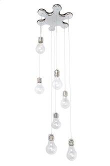 Edison 7-Light Pendant