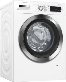 """24"""" Compact Washer, with Home Connect, WAW285H2UC, White/Chrome"""