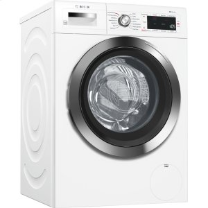 "Bosch24"" Compact Washer, with Home Connect, WAW285H2UC, White/Chrome"