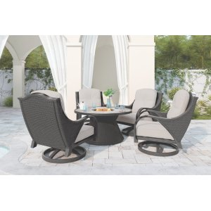 Ashley Furniture Round Fire Pit Table