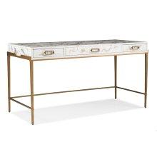 Bailey Desk - Gold