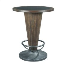 Hidden Treasures Cone Shaped Pub Table