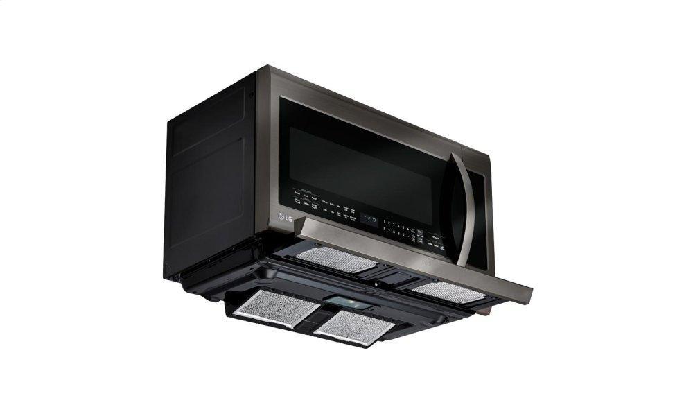 LMHM2237BD LG Appliances LG Black Stainless Steel Series 2 2