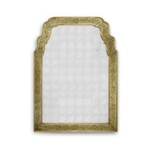 Gold glomise Mirror