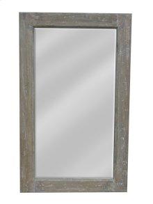Cottage Plank Mirror- Rw