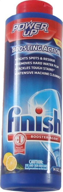 Power Up Booster Dishwashing Additive