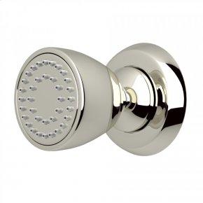 Polished Nickel Perrin & Rowe Holborn Single-Function Body Spray