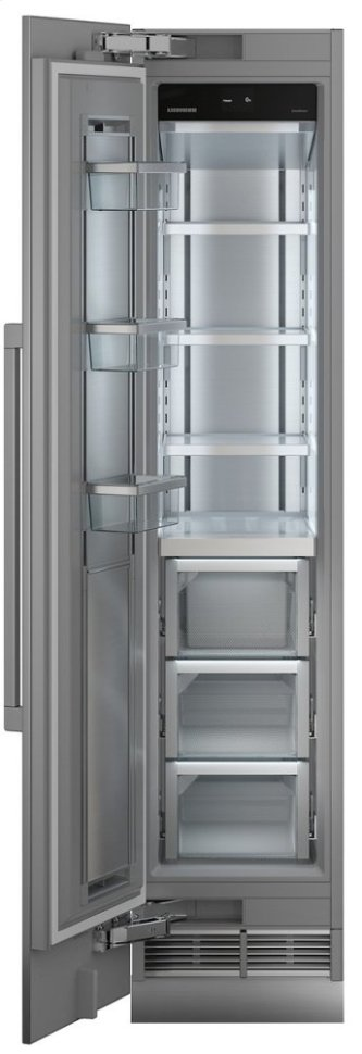 """18"""" Freezer for integrated use with NoFrost"""