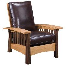 Loose Cushion Metro Morris Chair