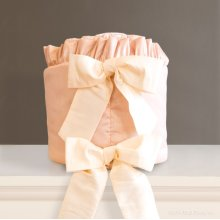 Bella Blush Crib Bumper