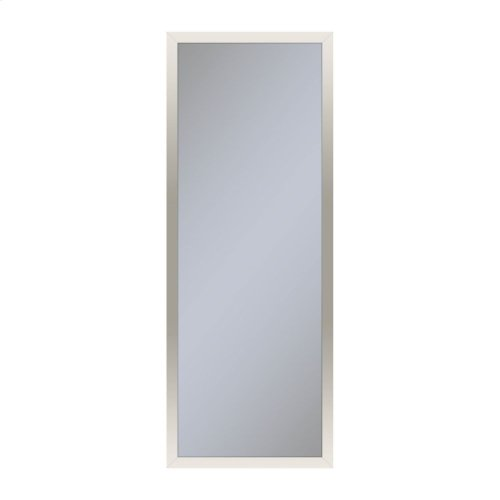 """Profiles 11-1/4"""" X 30"""" X 4"""" Framed Cabinet In Polished Nickel and Non-electric With Reversible Hinge (non-handed)"""