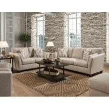 7500 - Endurance Oatmeal Loveseat
