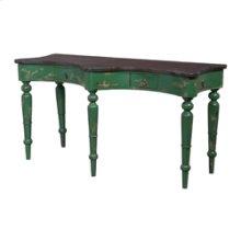 European Farmhouse Camelback Desk