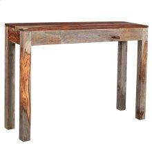 Idris Console Table in Grey