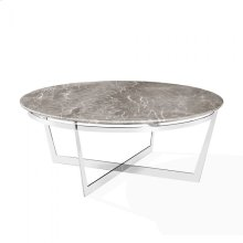 Wyatt Cocktail Table - Italian Grey