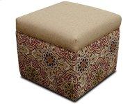 Parson Storage Ottoman 2F00-81 Product Image