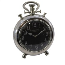 David&Abby Round Clock