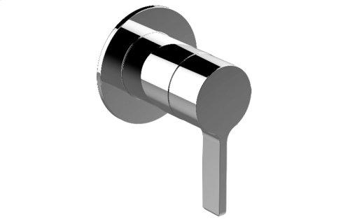 Terra Stop/Volume Control Valve Trim with Handle