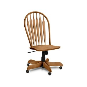 JOHN THOMAS FURNITUREDeluxe Steambent Windsor Desk Chair