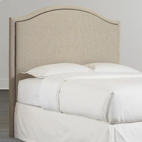 Custom Uph Beds Vienna Arched Cal King Headboard