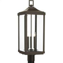 Gibbes Street Collection Three-Light Post Lantern