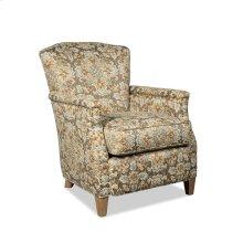 Cap Arm Chair with Nail Head Trim