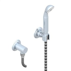 Hand Handle Shower With Bracket and Elbow
