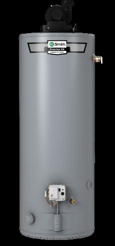 ProLine XE SL Power Vent 75-Gallon Gas Water Heater
