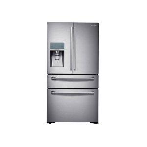 Samsung23 cu. ft. Counter Depth 4-Door Refrigerator with FlexZone Drawer