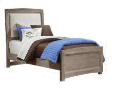 Upholstered Bed (available in 3/3 or4/6)