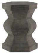 Pagoda Hexagonal Stool Product Image
