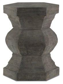 Pagoda Hexagonal Stool