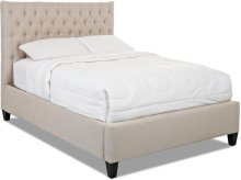Upholstered Bed