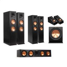 RP-280 5.1.4 Vinyl Dolby Atmos® System - Ebony Vinyl