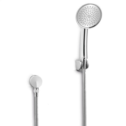 Transitional Collection Series A Single-Spray Handshower 4-1/2 - Polished Nickel