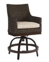 Franklin Wicker Counter Stool Product Image