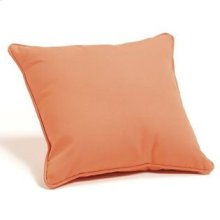 Large Outdoor Fabric Throw Pillow 22 x 22 (Set of 2)