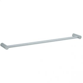 "Techno - Towel Bar 18"" - Brushed Nickel"