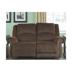 Ashley FurnitureSIGNATURE DESIGN BY ASHLEPWR REC Loveseat/ADJ Headrest